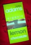 Lovely lemon chocolate