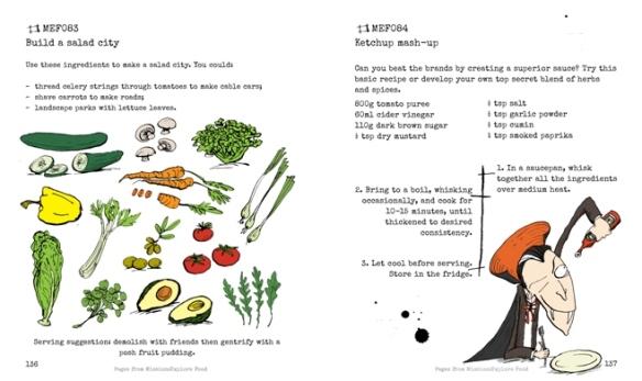 Mission: Explore Food