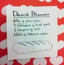 Danish Bloomer