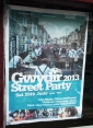 Gwydir Street Party poster 2013