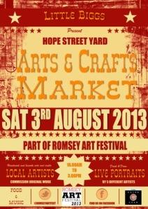 Art Market Poster